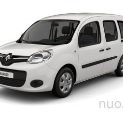 Renault Kangoo Maxi nuoma, AutoBanga