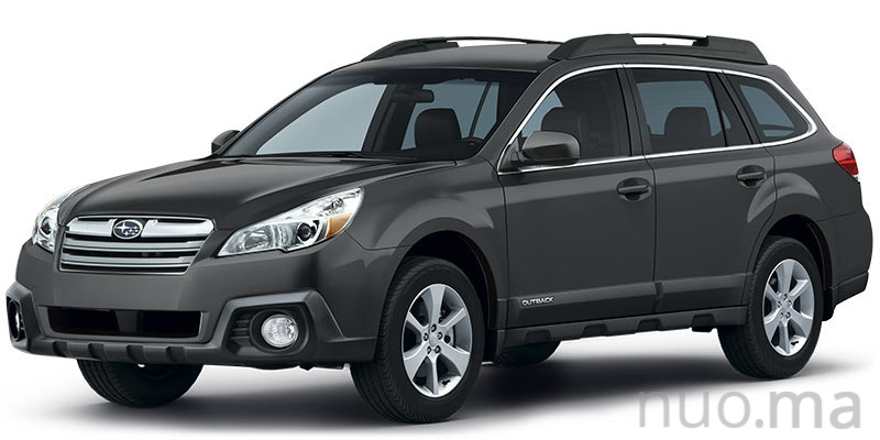 Subaru Outback visureigis nuomai, NeoRent