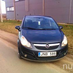 Opel Corsa nuomai, Autorolida