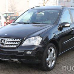 Mercedes ML nuoma, AutoGrupė