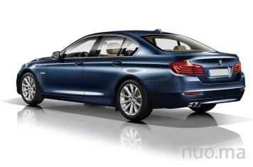 5-os serijos BMW nuoma, AutoBanga