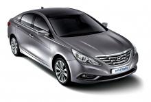 Hyundai Sonata nuomai, Rent4You