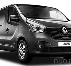 Renault Trafic nuoma, JND