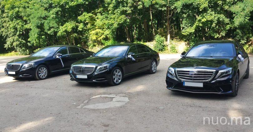 S klasės Mercedes nuomai, Autonuoma123