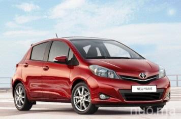 Toyota Yaris nuoma, AutoBanga