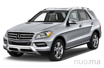 Mercedes ML nuoma, AutoBanga