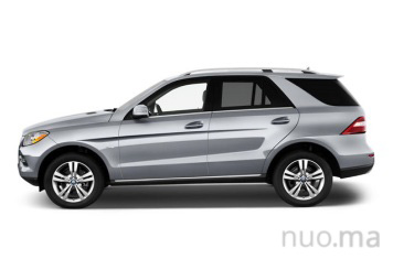 Mercedes ML nuoma, AutoBanga
