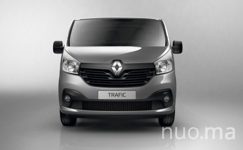Renault Trafic nuoma, Ollex