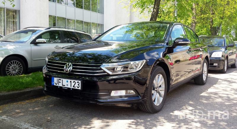 Volkswagen Passat nuomai, Autonuoma123