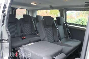 Keleivinio Ford mikroautobuso nuoma, Autonuoma123