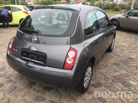 Nissan Micra nuoma, AutoGrupė