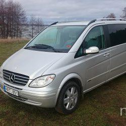 Mercedes mikroautobuso nuoma, Noriu Važiuoti