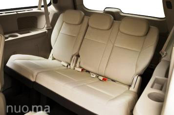 Chrysler Grand Voyager nuoma, AutoBanga