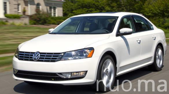 Volkswagen Passat nuomai, TrueRent