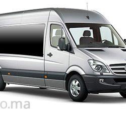 Mercedes Sprinter nuoma, JND