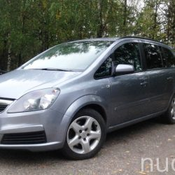 Opel Zafira nuomai, Family Car Rental
