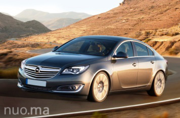 Opel Insignia nuoma, AutoBanga
