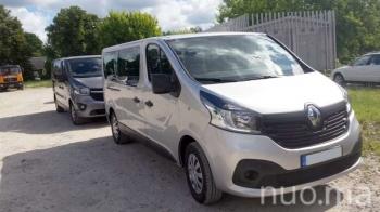 Opel Vivaro mikroautobusas nuomai, Autonuoma123