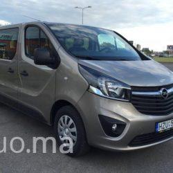 Opel mikroautobusas nuomai, VipRent