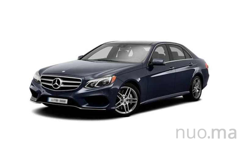 E klasės Mercedes-Benz nuomai, AutoBus