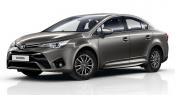 Toyota Avensis nuomai, EuroRenta