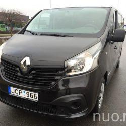 """2016 m. Renault Trafic nuomai, UAB """"Kertušas"""""""