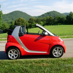 Smart kabrioletas nuomai, Autonuoma123