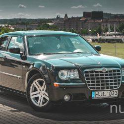 Chrysler 300C nuomai, AutoKorona