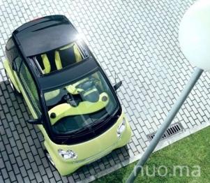 Smart Fortwo nuomai, Autonuoma123