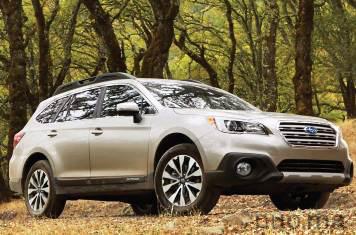 Subaru Outback nuoma, AutoBanga