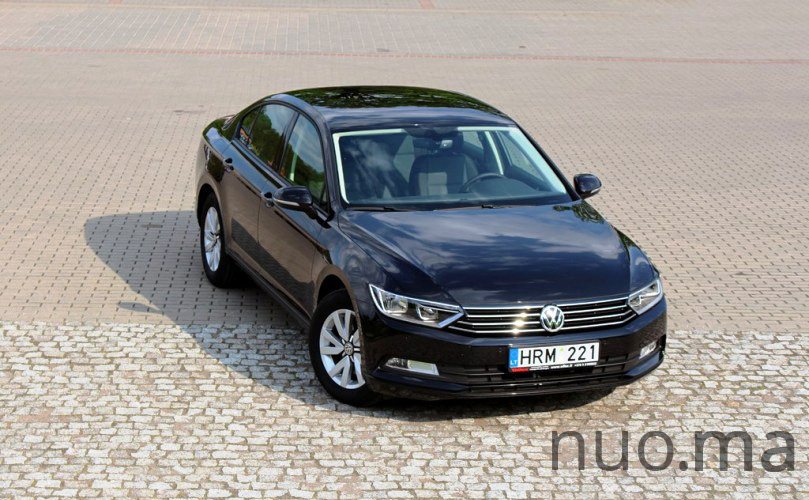 Volkswagen Passat nuoma. Ollex