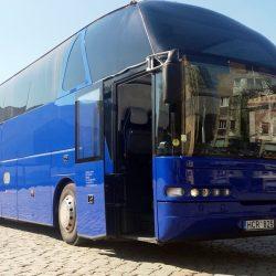 "Neoplan Starliner 516 SHDH autobuso nuoma, UAB ""Sinaras"""